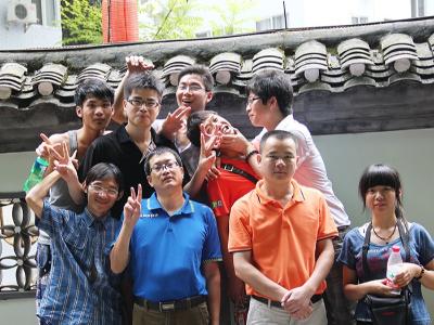 横竖展览-2010春游