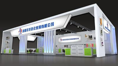 广州横竖展览是如何做好营销型展位设计的