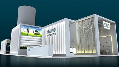 广州横竖展览展厅设计时有哪些区域划分?