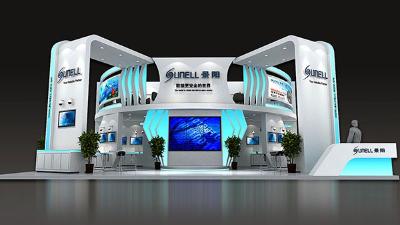电子展展台搭建更受欢迎的措施