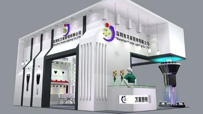 不得不看,广州展台设计搭建前期常见的搭建方法