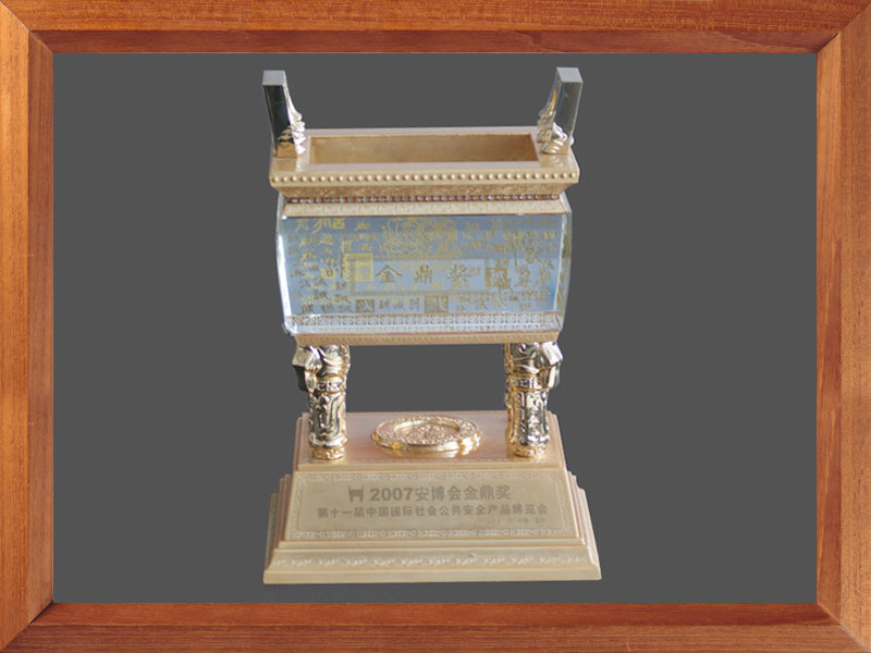 2007年安博会金鼎奖-横竖展览
