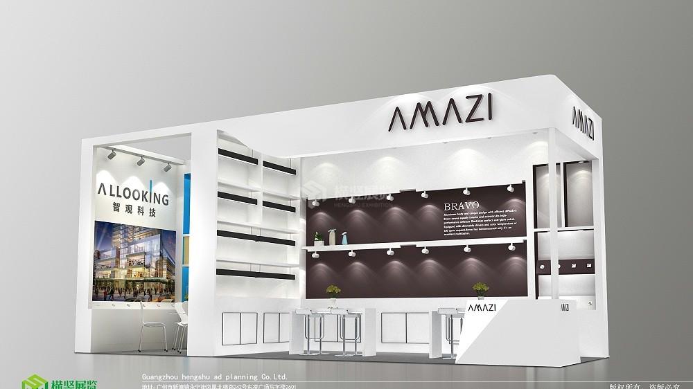 致观科技-香港展展台设计搭建