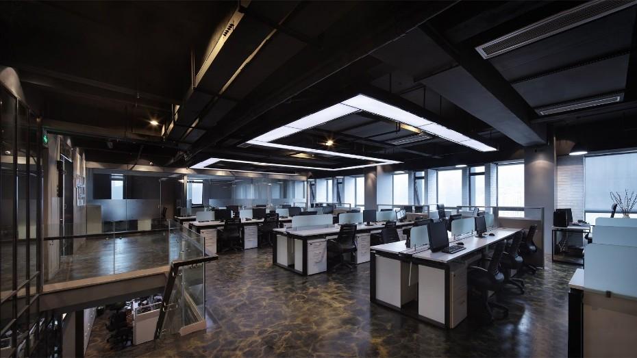 LIYU机构办公室-办公室设计