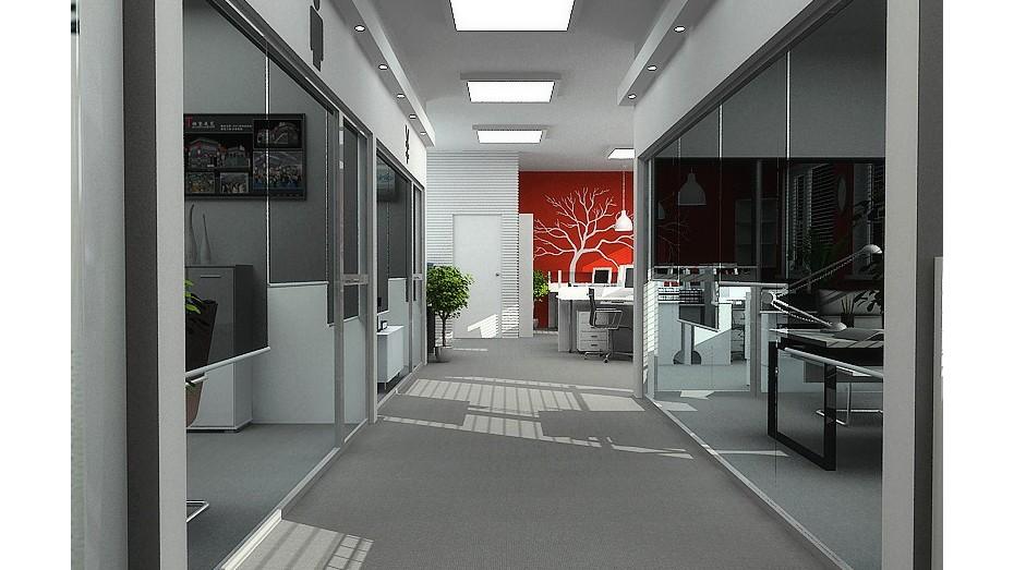 广州横竖展览-办公室设计