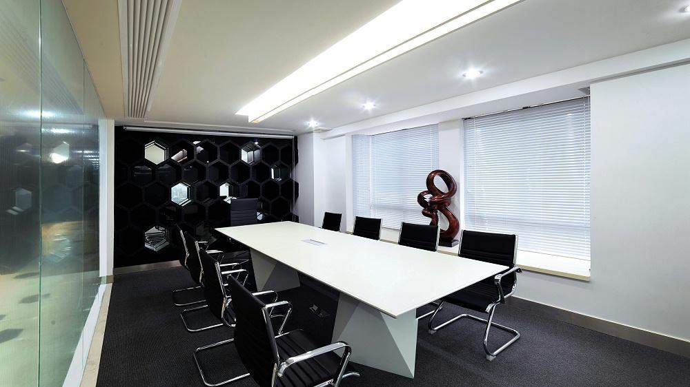 俏皮之美-办公室设计