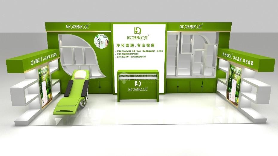 中岛柜-展览展示设计制造