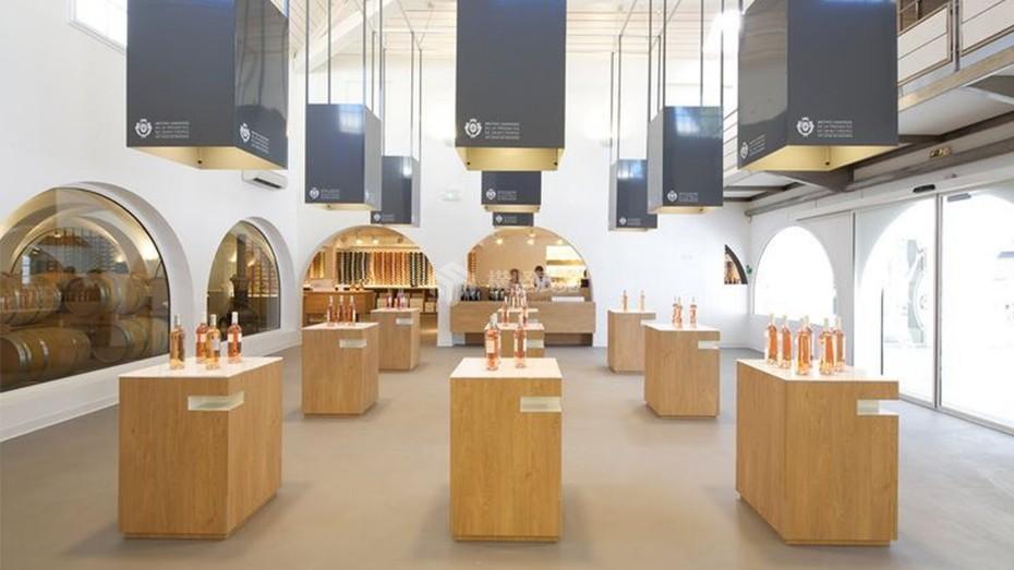 中岛柜-展览展示用品设计